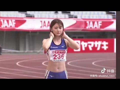 Ami-Kodama-ไวรัลนักกีฬาสาวสวย