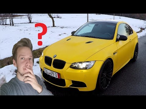 """How Much it Costs to Daily Drive my BMW M3 E92"""" (Sub ENG)"""