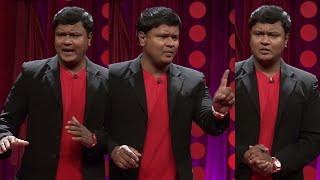 Jabardasth Bhaskar Hilarious Comedy Performance - Kiraak Comedy Show - Mallemalatv - MALLEMALATV