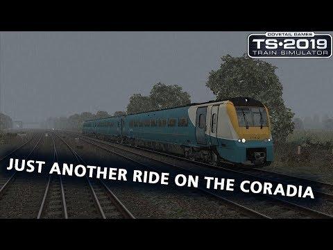Train Simulator 2019: Class 175 'Cordia' on South Wales Coastal Route