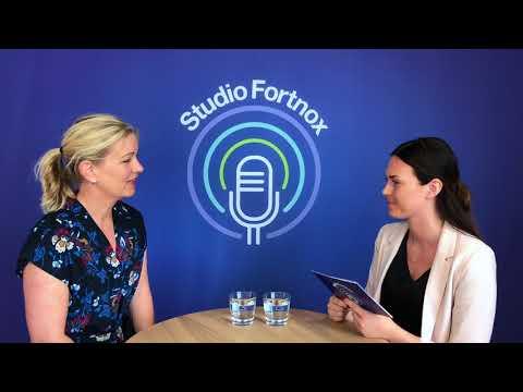 Studio Fortnox avsnitt 3 Åsa Andersson