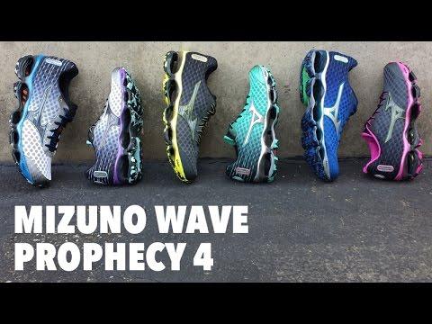 mizuno wave prophecy 7 review