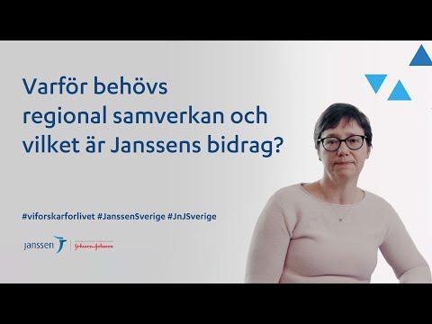 Regional samverkan | Intervju med Magdalena Bengtsson Levin