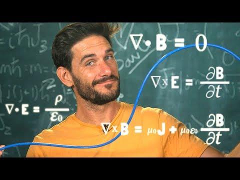 Las 8 ecuaciones más importantes de la Física