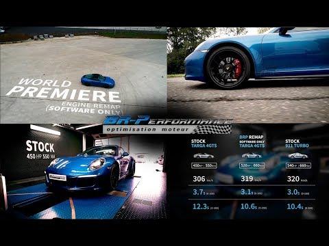 Porsche 911 Targa 4 GTS Stage 1 By BR-Performance
