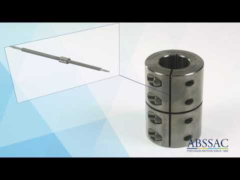 ABSSAC 2020 Rigid Shaft Couplings