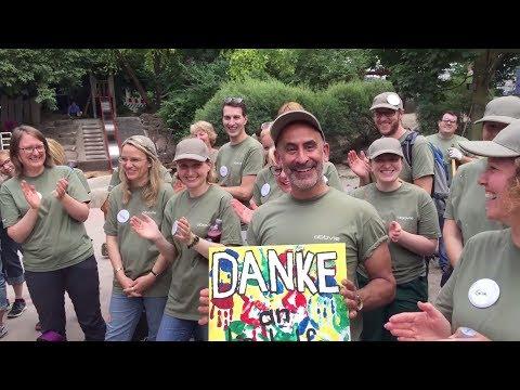 10 Jahre Helfende Hände: AbbVie-Mitarbeiter zeigen nachhaltig soziales Engagement