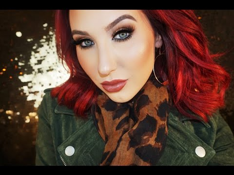 Fall Makeup Look | Morphe X KathleenLights Palette