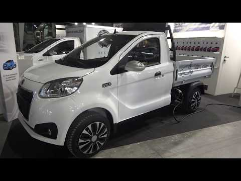 New amazing small Truck - REGIS 2020