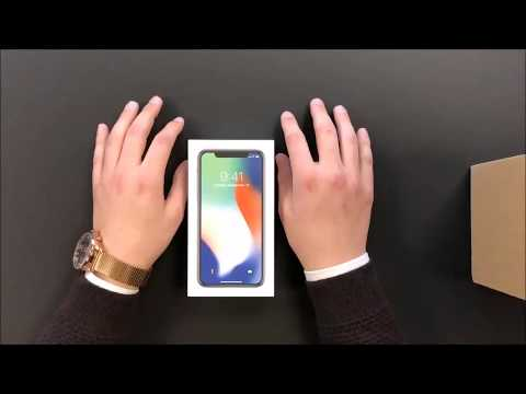Dialect-Daniel unboxing iPhone X