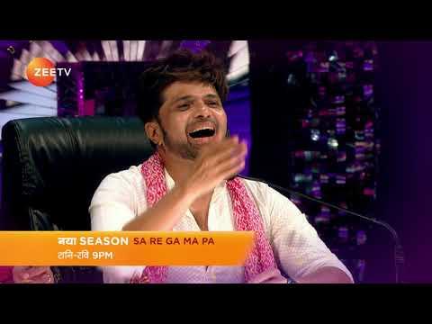 SA RE GA MA PA - New Season - Anshika | Sat - Sun, 9 PM - Promo | Zee TV