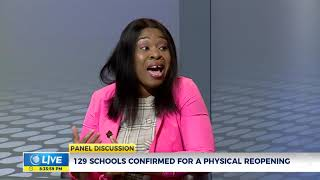 Education Ministry's Handling Of COVID-19 | Panel Discussion | CVMTV