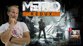 vidéo test Metro Redux par PlayerOne.tv