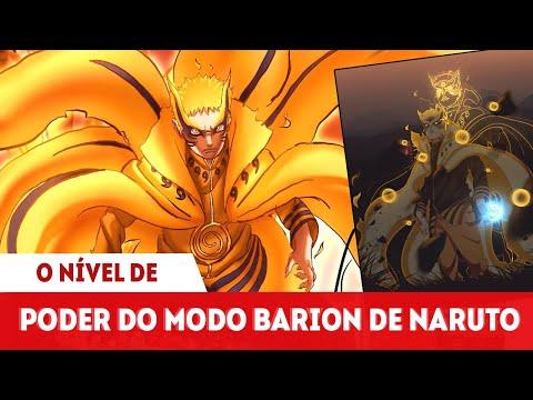 A ORIGEM DO MODO BARION DE NARUTO EXPLICADO E SEU VERDADEIRO NÍVEL DE PODER – BORUTO
