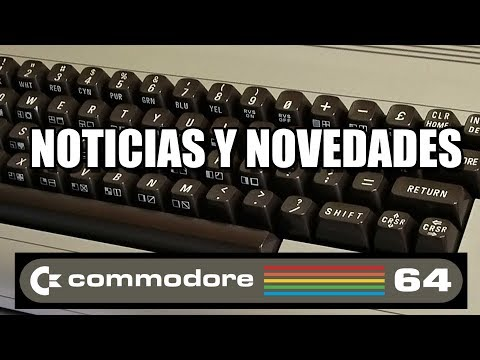 Lunes Commodore NEW GAMES