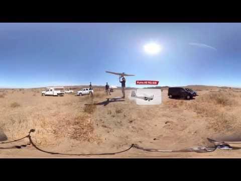 AeroVironment Sensor to Shooter – Virtual Reality