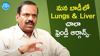 Dr. Vinaykumar about Friendly backslashu0026 Unfriendly organs in our Human body | iDream Telugu Movies - IDREAMMOVIES