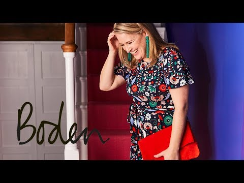 boden.co.uk & Boden Voucher Code video: Colour Expert: How to wear colour by Interior designer Sophie Robinson