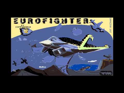 "Eurofighter - ""Intro"". Juego creado para la Capacitor Party 2017"