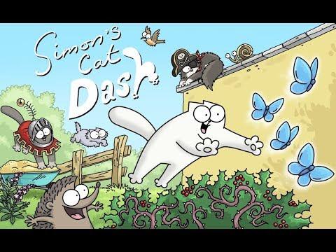 Simon's Cat Dash - Android & iOS GamePlay