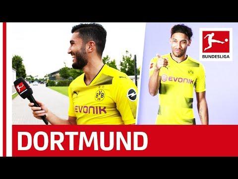 Aubameyang - new celebration, Sahin - new reporter, Bosz - new boss - Dortmund reloaded