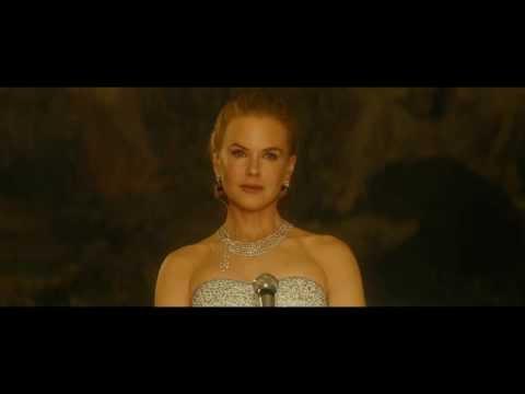 Grace of Monaco teaser trailer - svenska