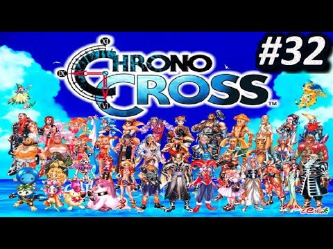 Chrono Cross (PS1) - EPISODIO 32 - Chronopolis || Gameplay / Guía en Español