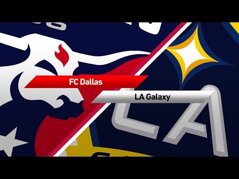 Highlights: FC Dallas vs. LA Galaxy | October 22, 2017