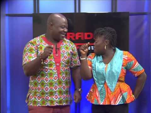 Badwam intro on Adom TV (5-12-16)
