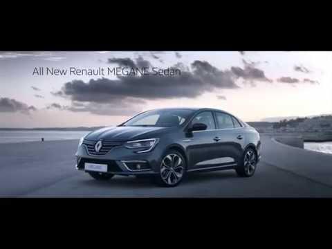 Nouvelle Renault MEGANE Sedan  // new Renault MEGANE Sedan