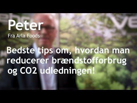 Interview med Peter Sørensen om hans bedste tips til at lykkes med eco-kørsel