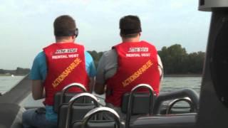 Actionsafari Speedboot Fahrt