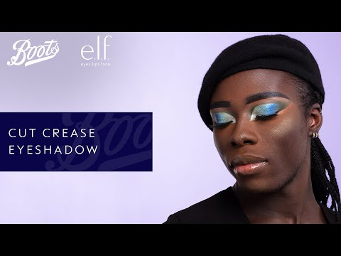 boots.com & Boots Voucher Code video: Make-up Tutorial | Cut Create Eyeshadow with Way of Yaw | Boots X E.l.f. | Boots UK