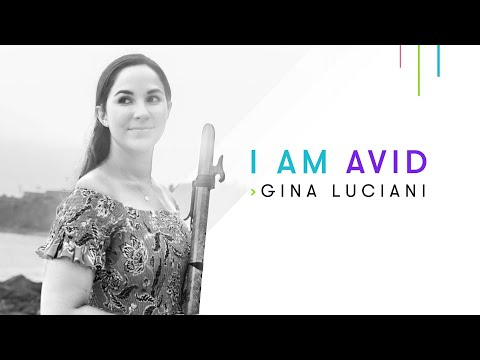 I am Avid — Meet Musician Gina Luciani