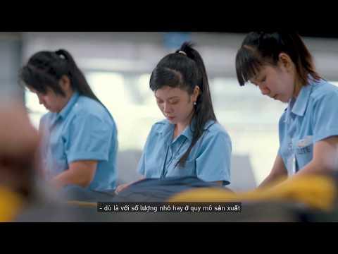 Epson Digital Textile: GO BIG on digital textile revolution (Vietnamese subs)