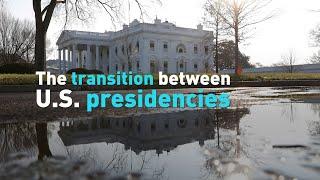 The transition between U.S. presidencies