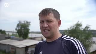 Наводнение Иркутской области