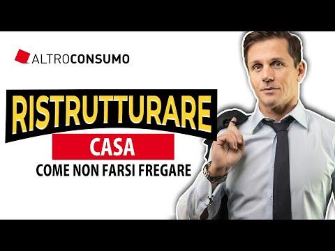 RISTRUTTURAZIONE CASA: come non farsi FREGARE | Avv. Angelo Greco