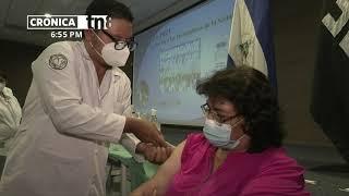 Salud que es victoria: Nicaragua continúa firme en su batalla contra el COVID-19