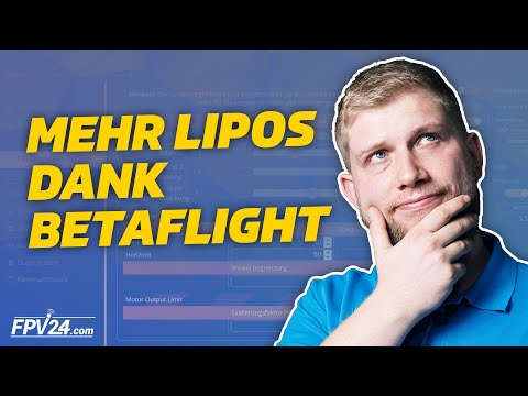 Betaflight Motor Scaling kurz erklärt!