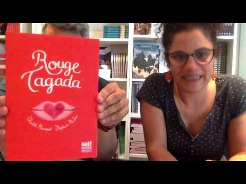 Vidéo de Charlotte Bousquet