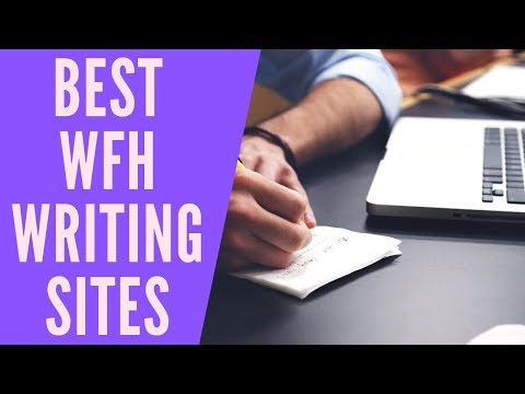 8 Best Websites for Work-From-Home Writing Jobs