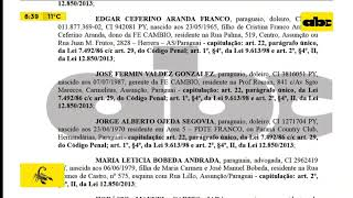 Brasil cita a declarar a Horacio Cartes en el caso Lava Jato
