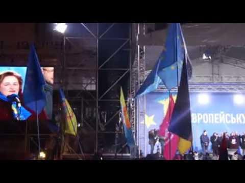 Video: Pirmasis Loretos Graužinienės - Koncertinis turas Ukrainoje