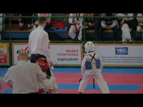 Черненко Сергей 2 бой 2 раунд