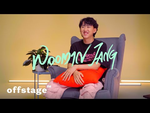 Interview l What's Up with Woomin Jang l 1MILLION