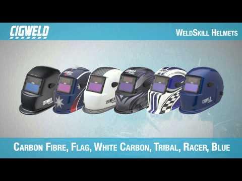 CIGWELD WeldSkill Welding Helmets