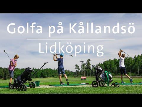 Läckö Golf på Kållandsö, Lidköping