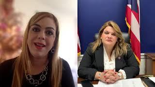 Jenniffer González no apoyará más a Donald Trump