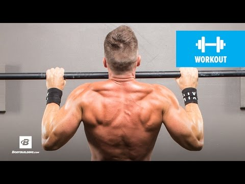 Functional Muscle Back Workout | Scott Mathison